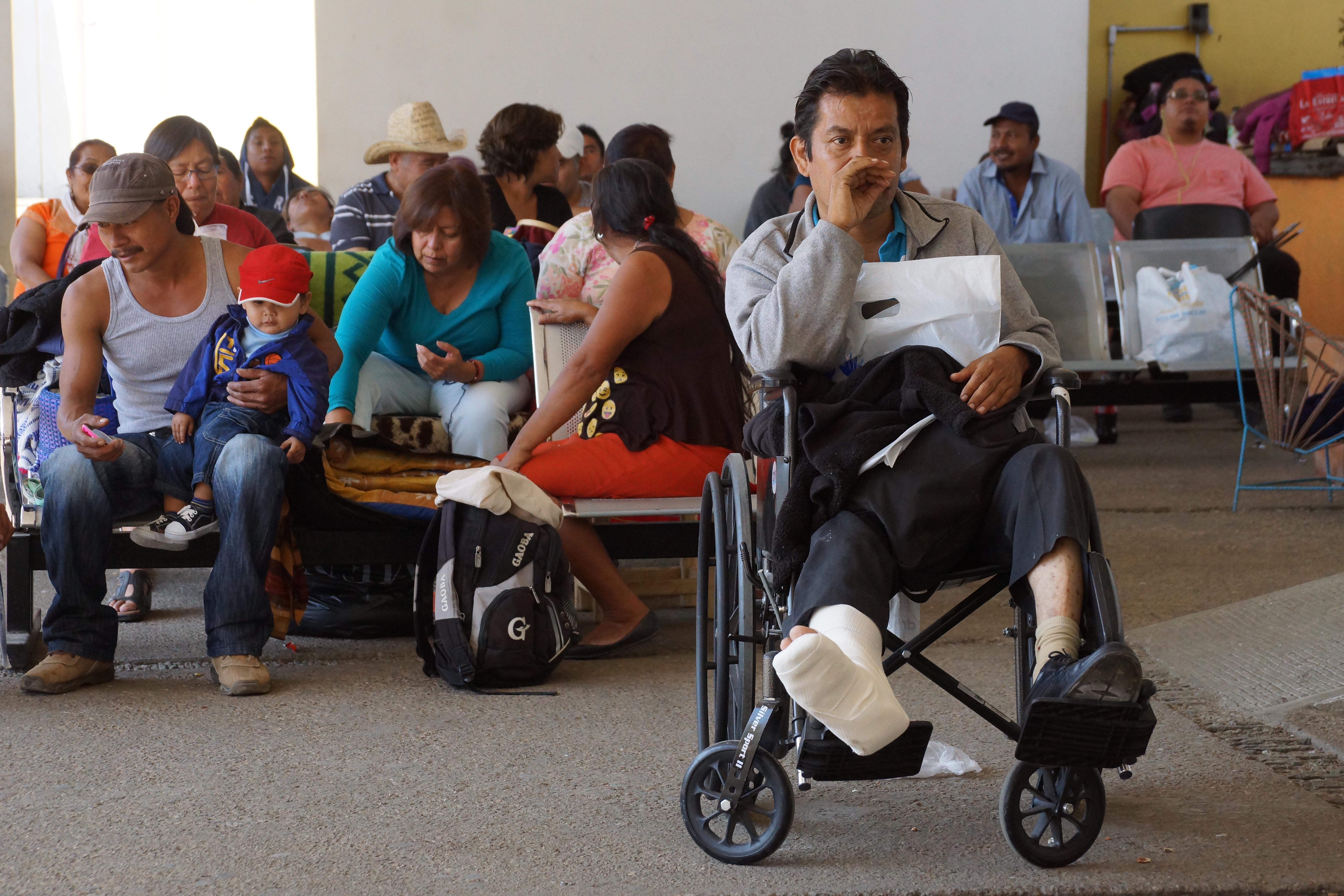Los SSO admiten desabasto en clínicas y hospitales.