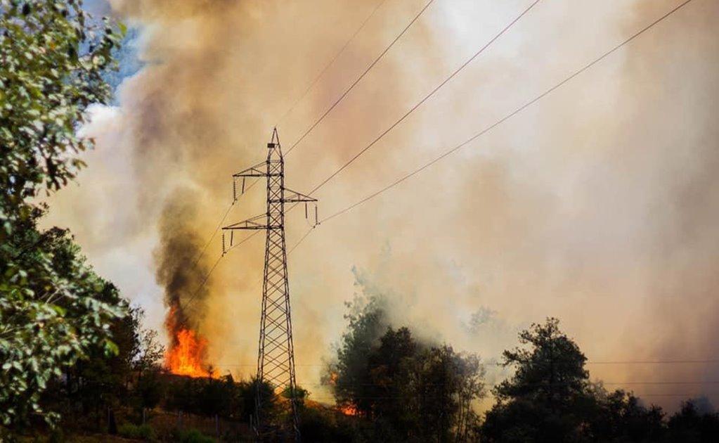 Por incendio, presidente municipal de Jaltianguis pide apoyo para la población