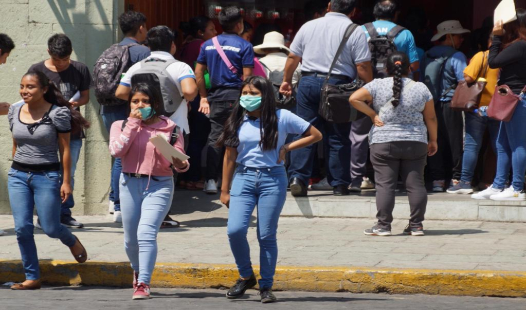 Implementan SSO cerco sanitario en Magdalena Apasco por caso confirmado de coronavirus