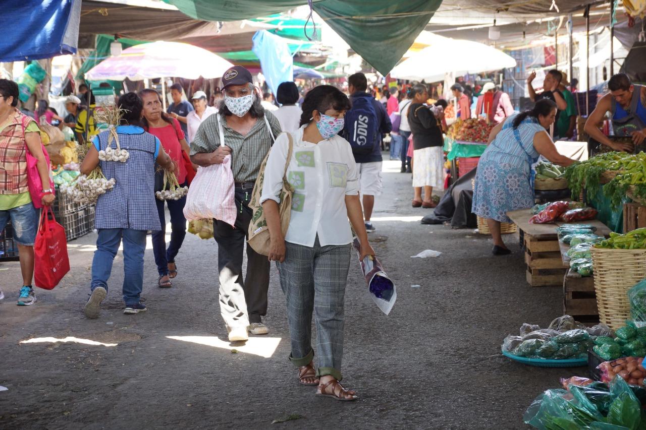 Suma Oaxaca 50 casos sospechosos de Covid-19, pero se mantiene con 14 positivos por segundo día