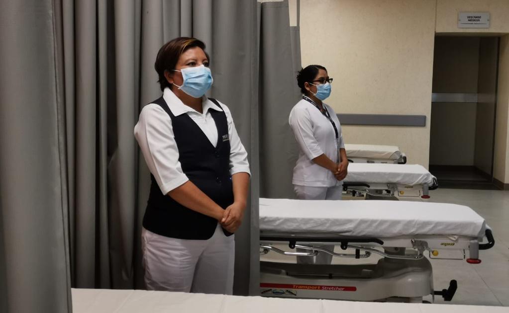Piden 300 médicos y enfermeras ser recontratados para apoyar en la crisis por el coronavirus
