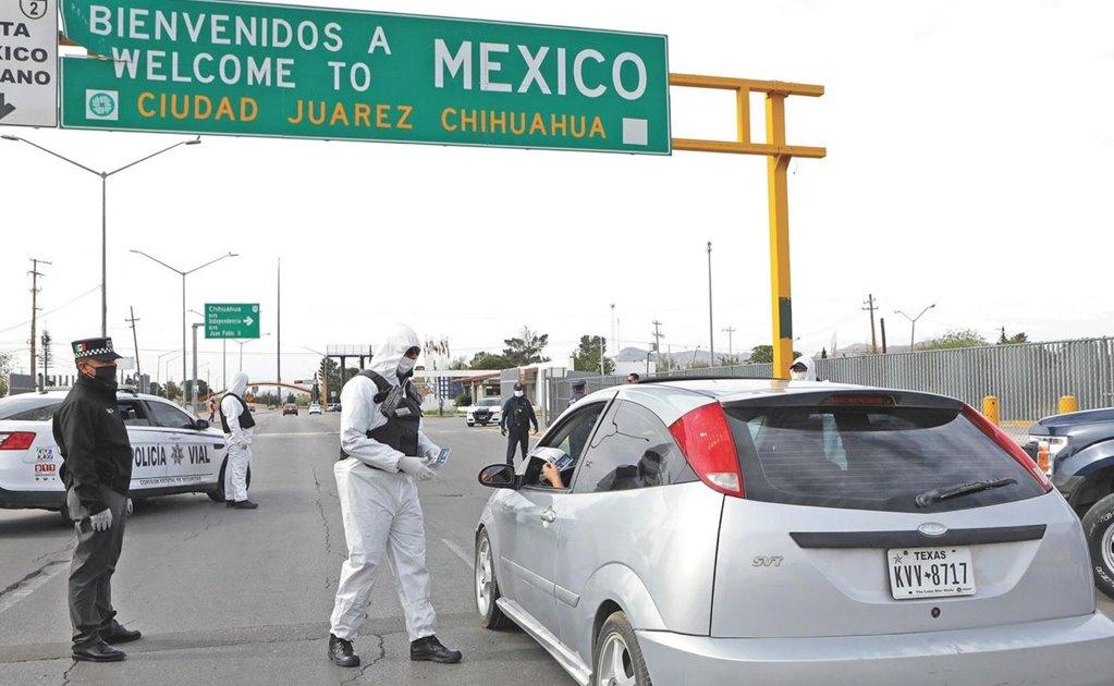 Gobierno de Oaxaca pide a migrantes no cruzar la frontera con EU por coronavirus