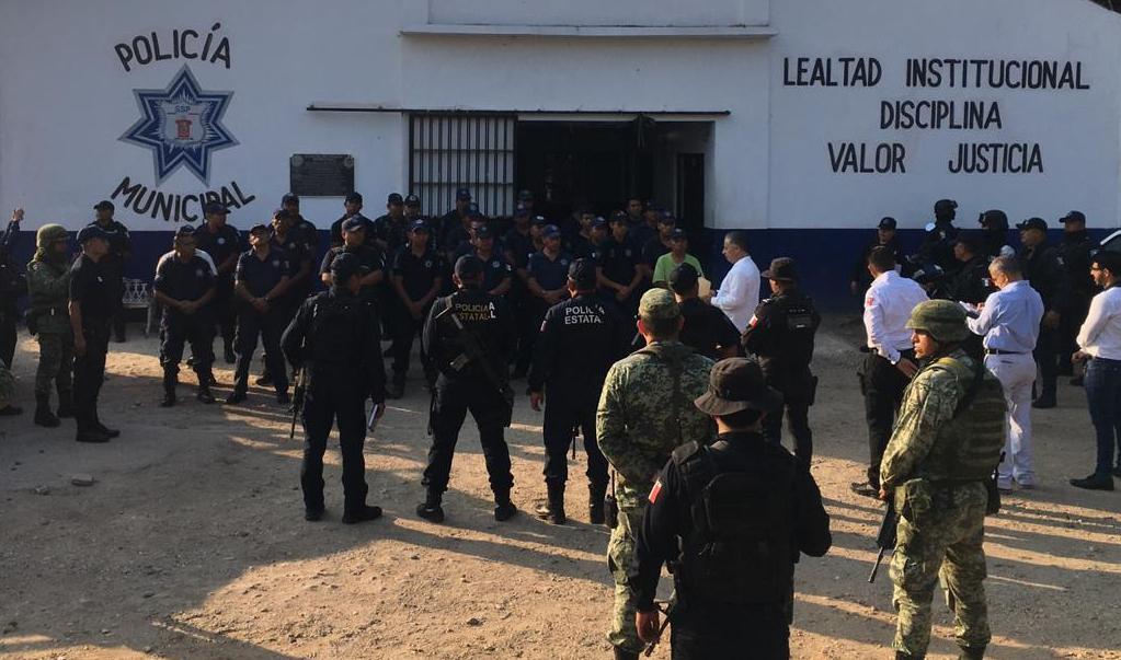 Indagan por desaparición forzada al exdirector de la Policía Municipal de Loma Bonita
