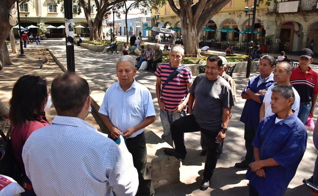 Boleros de la capital piden ayuda para enfrentar contingencia por coronavirus