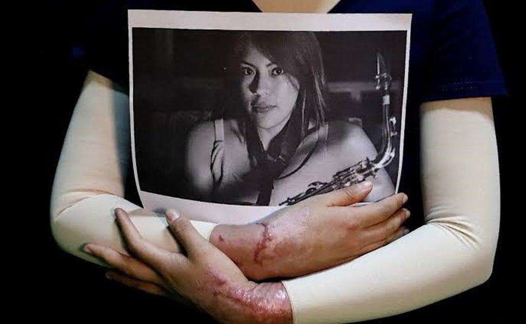 Vinculan a proceso por tentativa de feminicidio al tercer detenido por ataque a María Elena Ríos