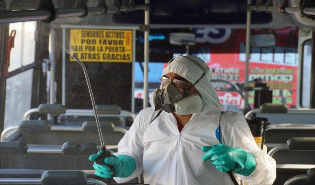 Oaxaca alcanza los 25 contagios de coronavirus; en el país van 94 muertos