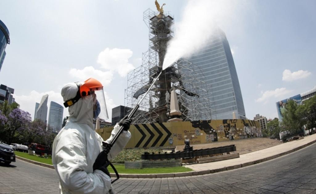 México llega a 125 muertos por coronavirus; suma 2 mil 439 contagios
