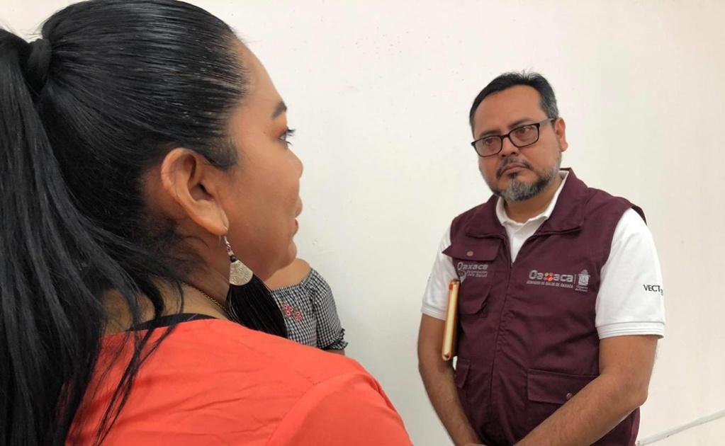 """FGR abre investigación contra exfuncionario de Oaxaca con Covid-19, por """"peligro de contagio"""""""
