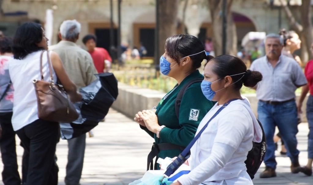 """Exigen detener """"improvisación"""" de espacios y escasez de insumos para pacientes por Covid-19 en Oaxaca"""