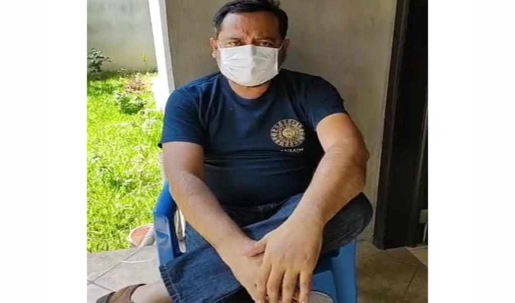 Exfuncionario de Oaxaca denunciado por riesgo de contagio de Covid-19, ahora pide no salir de casa