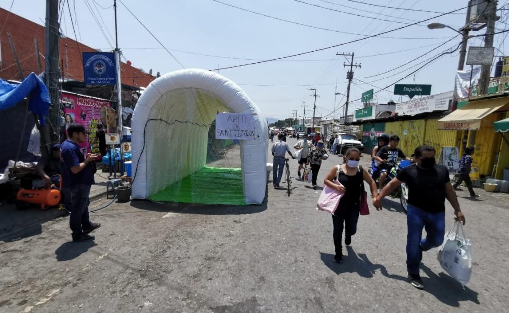 Oaxaca llega a 41 casos confirmados de Covid-19; suman 2 muertes en la entidad