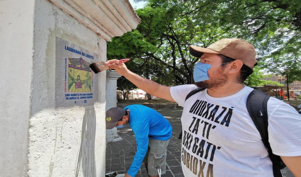 Juez ordena traducir al zapoteco medidas para evitar el coronavirus