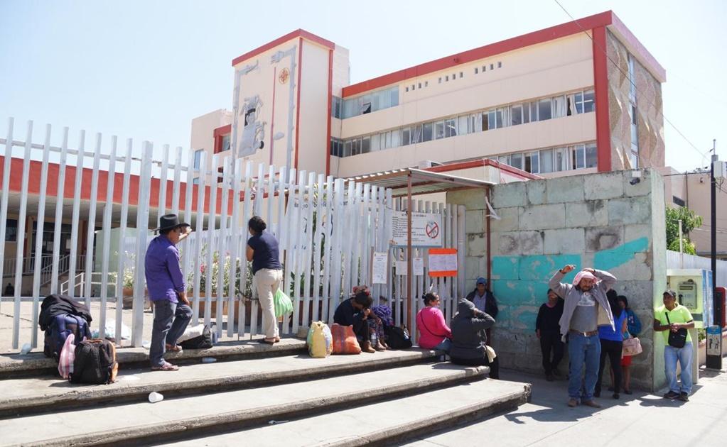 Roban 20 equipos para Covid-19 en Hospital Civil y ventiladores en el IMSS