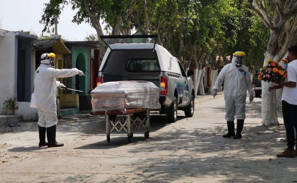 Confirma Oaxaca quinta muerte por Covid-19 y llega a 46 casos