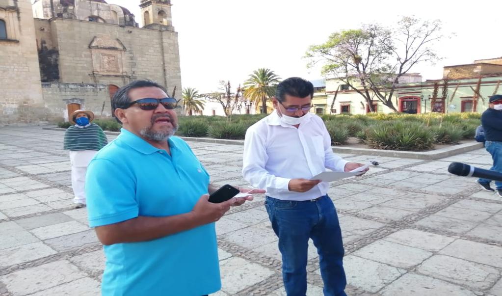 Transportistas y guías turísticos denuncian abandono del gobierno federal ante pandemia
