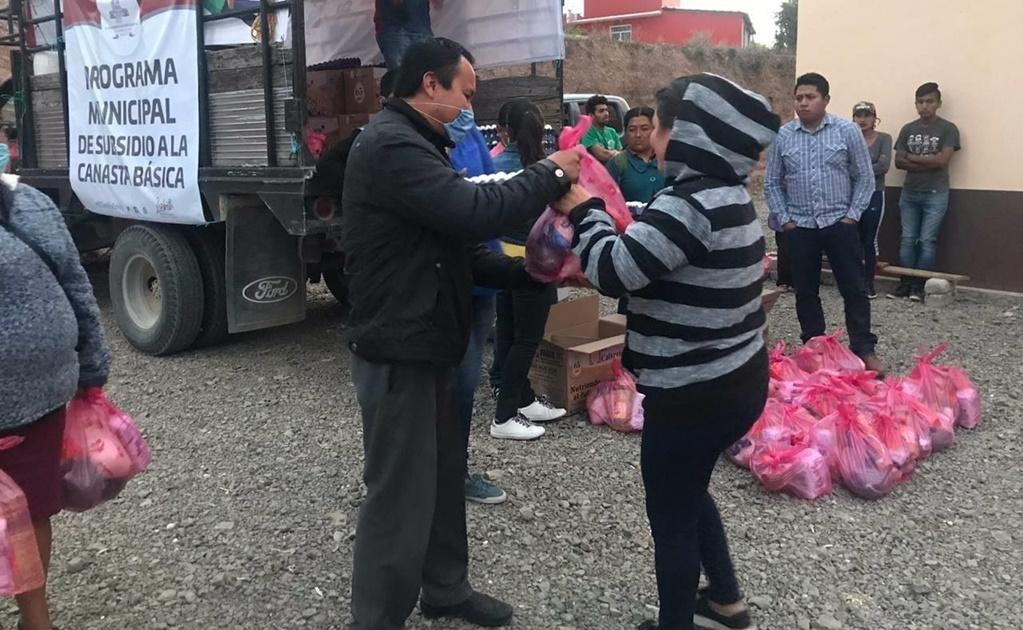 Indaga IEEPCO a funcionaria de Nochixtlán por propaganda personalizada durante la emergencia