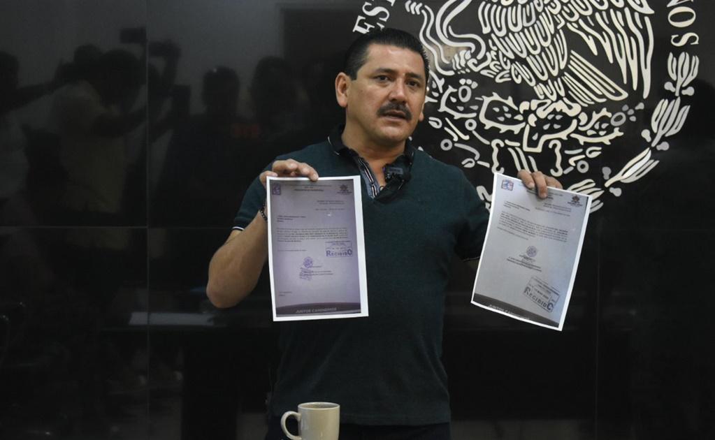 Denuncian nueva falsificación de documentos oficiales en Salina Cruz