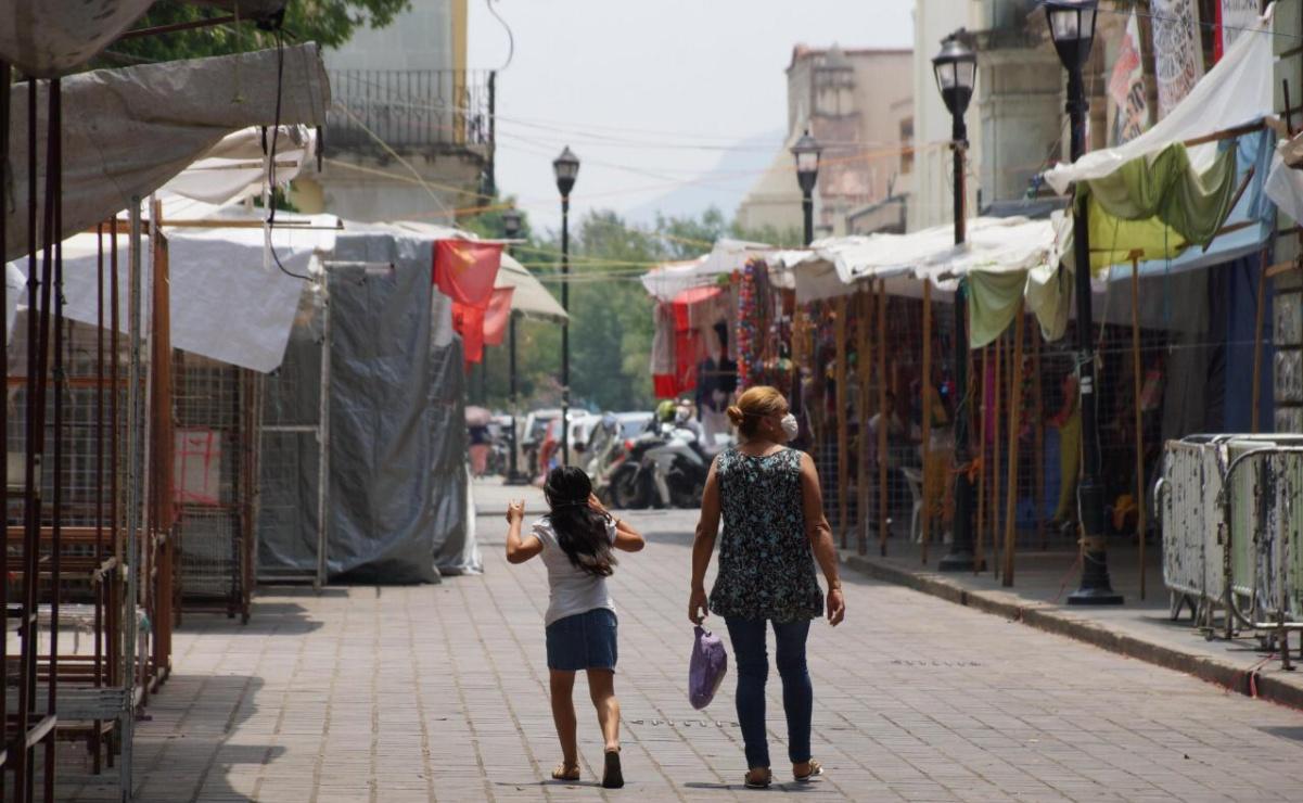 Éstos son los 31 municipios del estado de Oaxaca con casos positivos de Covid-19