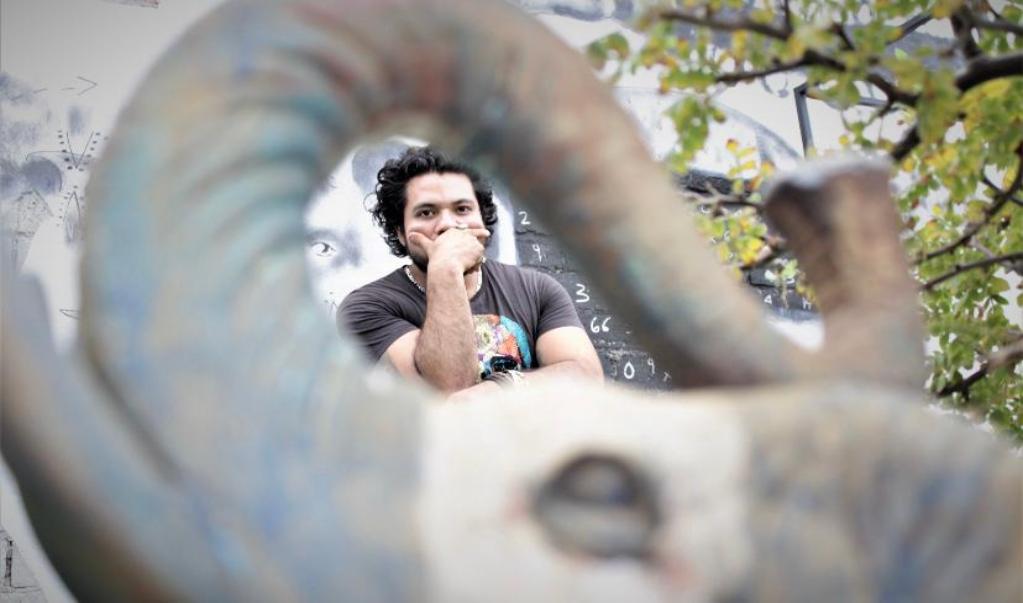 Con 'Paisajes del Nuevo Mundo', artista oaxaqueño tiene primera exposición virtual para la cuarentena