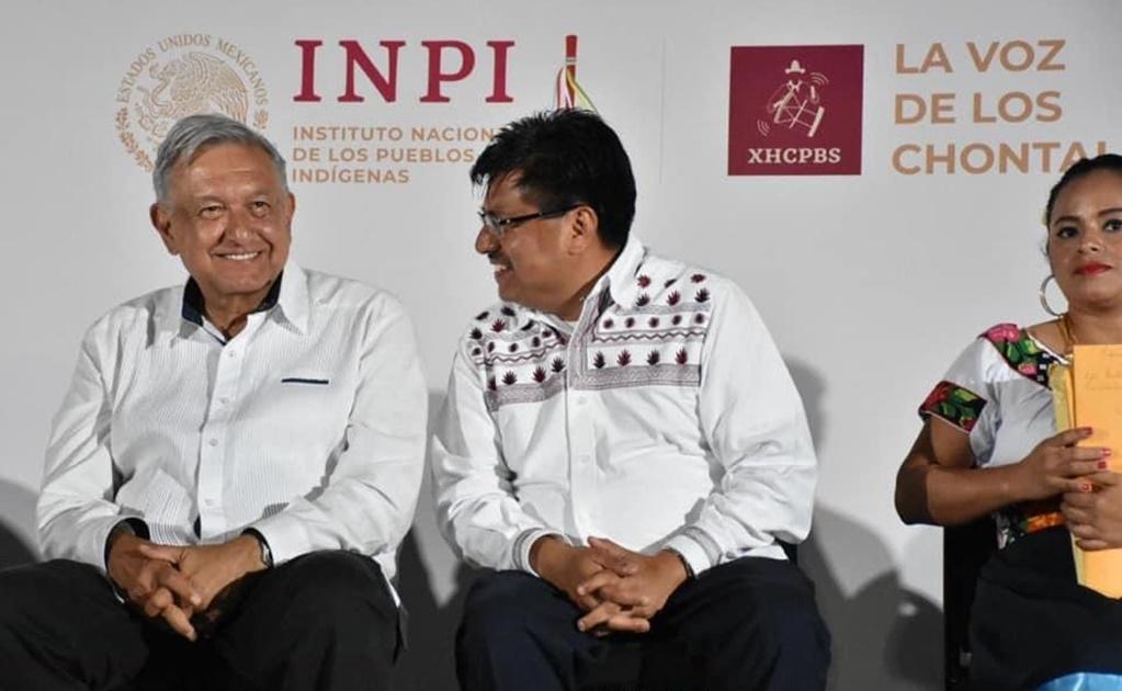 Suspende INPI programas por austeridad ante la contingencia, y deja sin recursos a promotores indígenas