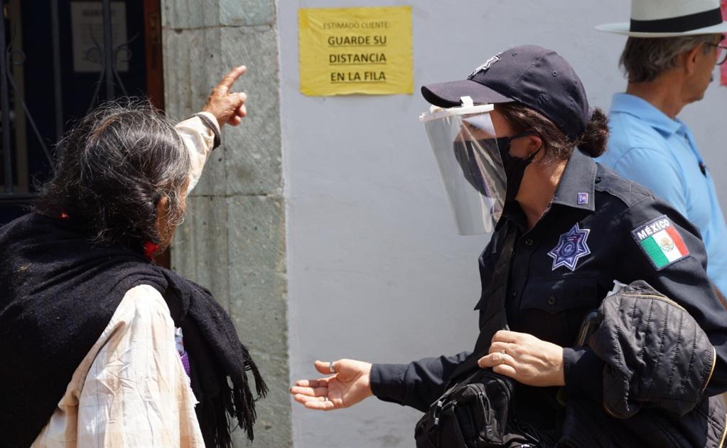 Oaxaca reporta 69 pacientes confirmados de Covid-19; 38 ya están recuperados