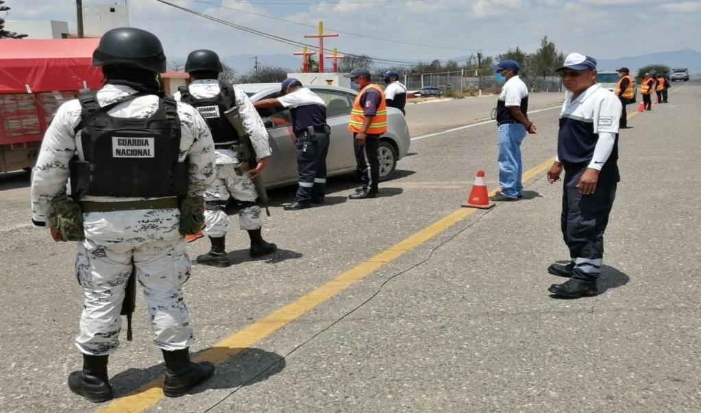 Ante tercer caso positivo de Covid 19 en Nochixtlán, piden a la población acatar medidas preventivas