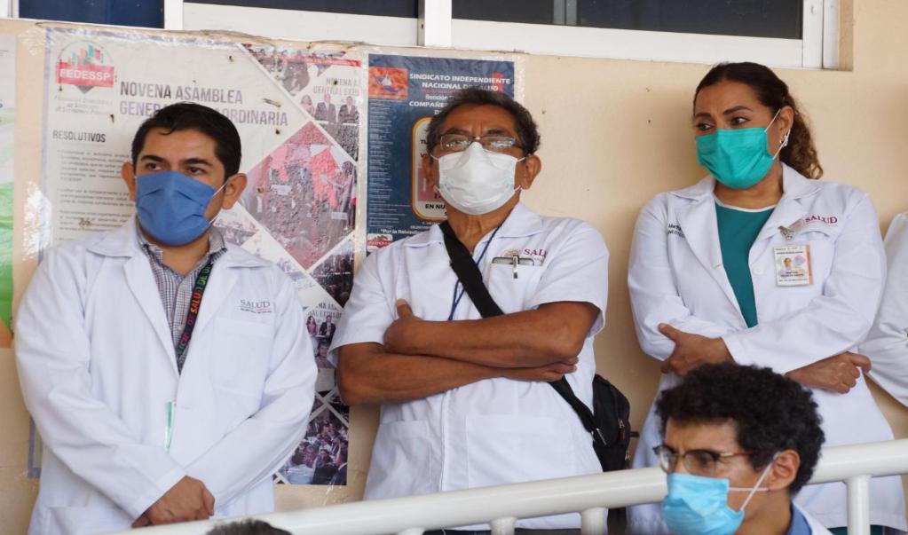 Se deslindan médicos de ley de arbitraje y conciliación creada por diputados de Morena