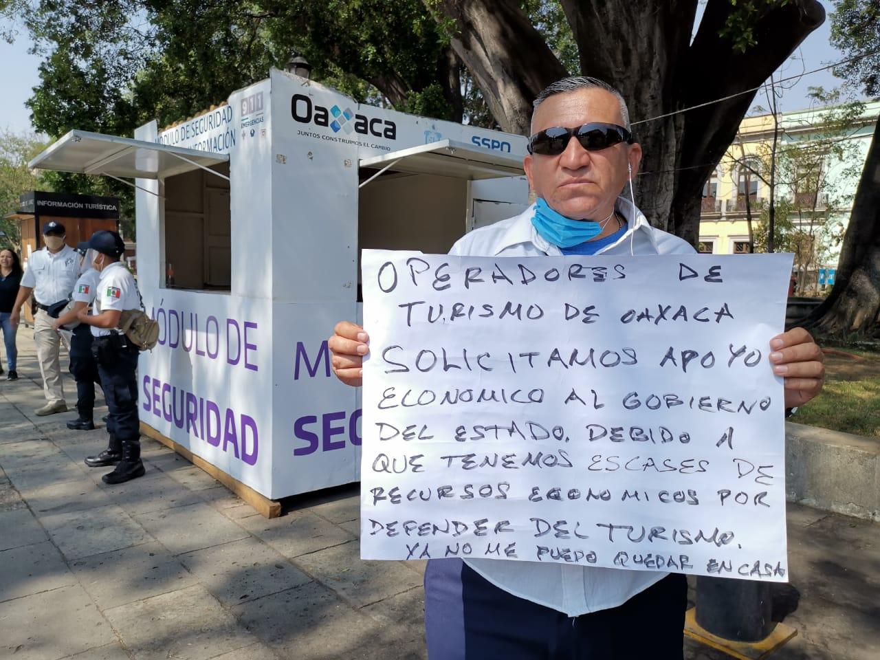 Tras 45 días de inactividad turística, transportistas exigen apoyo económico