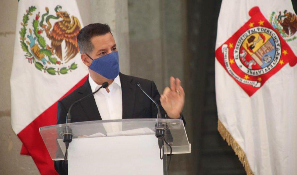 Gobierno de Oaxaca ofrece a la Federación su infraestructura para entrega de apoyos económicos
