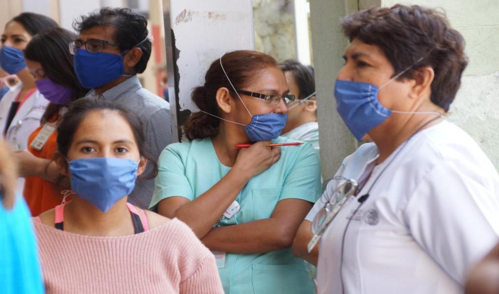 Muere niña de tres años por Covid-19 en Oaxaca, es la novena defunción en la entidad