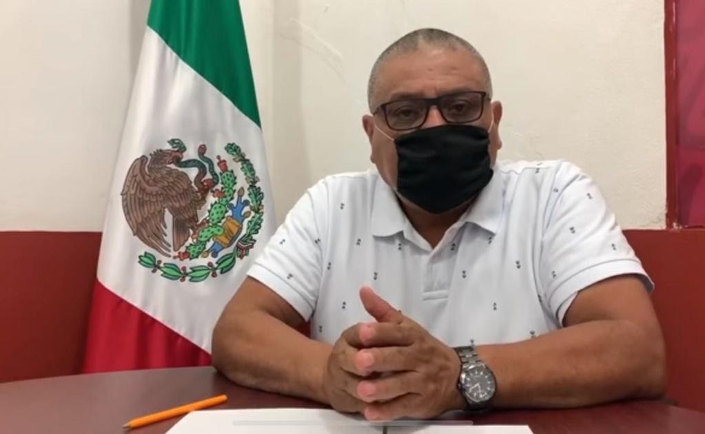 Confronta edil de Ixhuatán a SSO por caso de Covid-19; paciente vive en Veracruz y no en Oaxaca, asegura