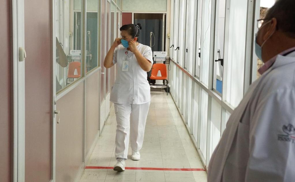 Aíslan a personal del ISSSTE en Oaxaca que atendió a paciente de Covid-19 fuera del área designada