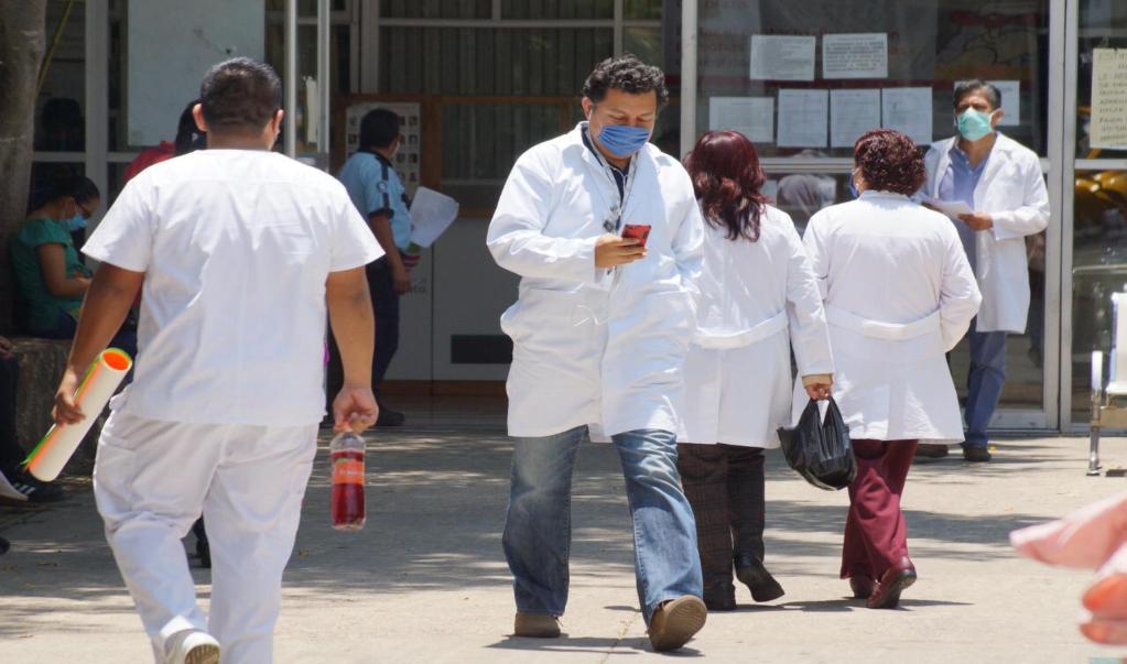 Se confirman 11 casos positivos de Covid 19 en las últimas 24 horas en Oaxaca; suman 117