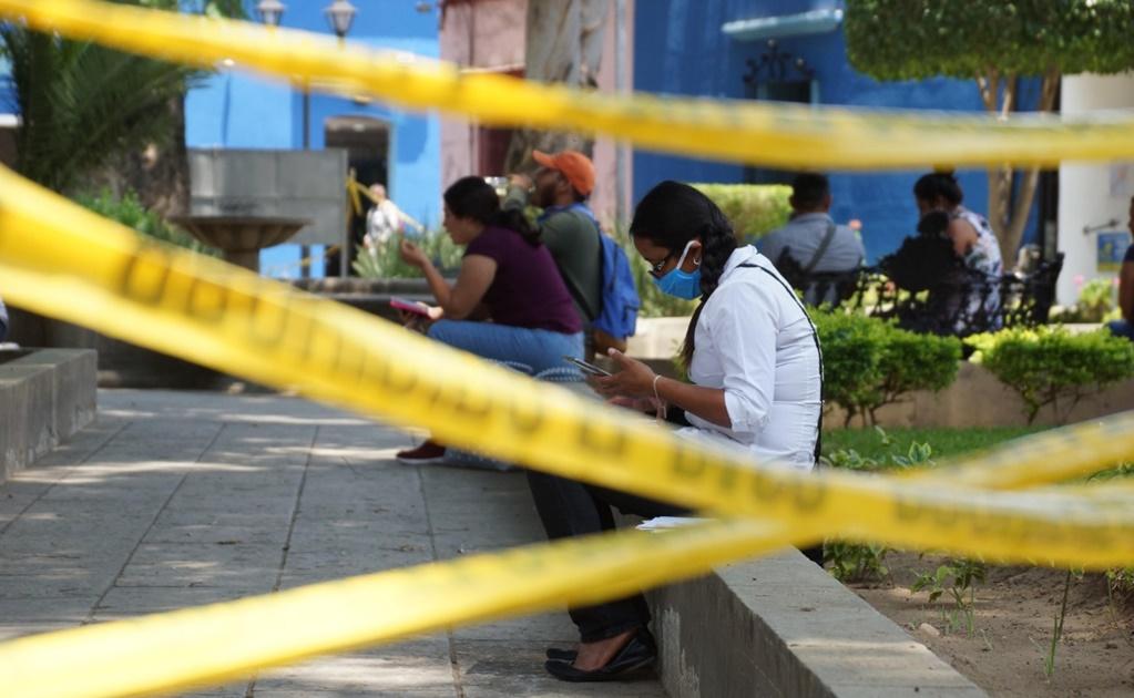 Oaxaca confirma 17 defunciones por Covid-19 y 121 casos positivos