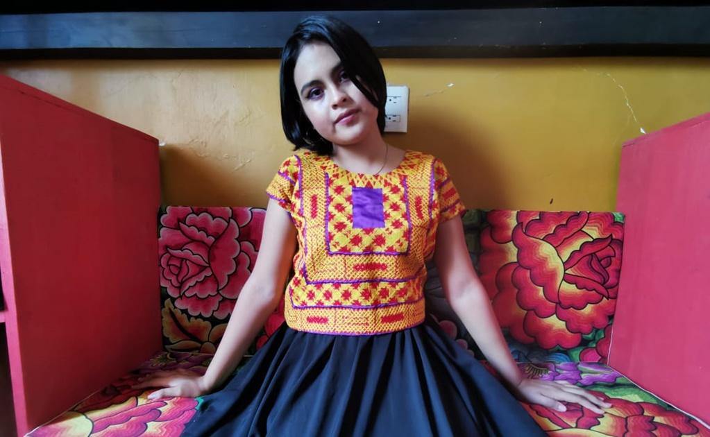 Un casting a escondidas cambió la vida de Sótera, actriz zapoteca nominada a las Diosas de Plata