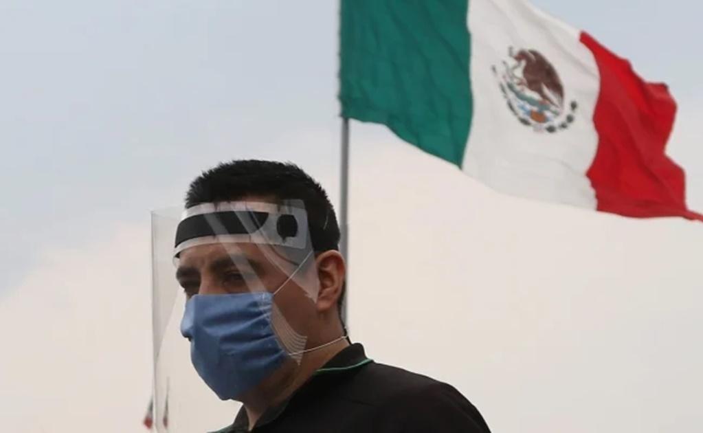 Suman mil 732 muertos por Covid-19 en México, van 17,799 casos