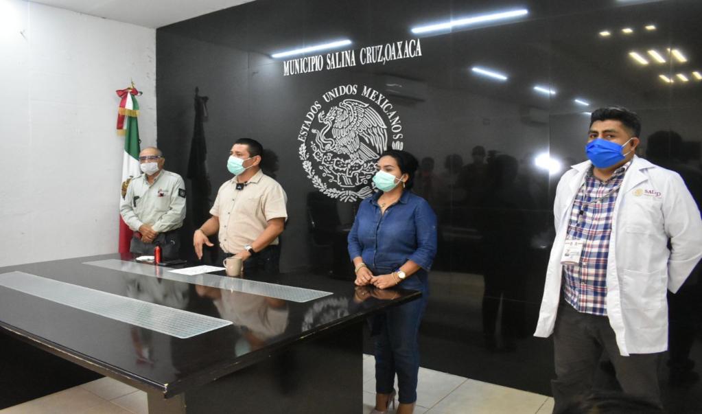 Arresto de 36 horas a quien compre o consuma alcohol en vía pública en Salina Cruz, por Covid-19