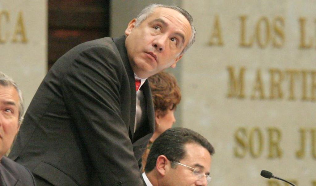 Diputados federales de Morena piden a Segob desistir de nombramiento de Heliodoro Díaz Escárraga