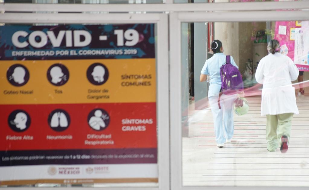 Oaxaca registra 138 casos confirmados por Covid-19; suman 19 defunciones