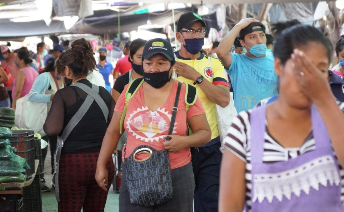 Reportan otro fallecido por Covid-19 en Oaxaca; sube a 147 cifra de contagiados