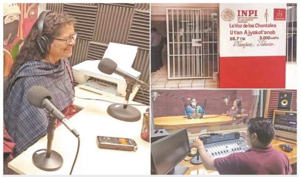 Radio indígena: Transmiten medidas contra Covid-19 en lenguas  originarias