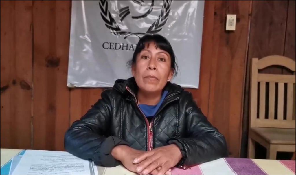 Denuncian detención ilegal de 8 adultos y un niño por autoridades en la Mixteca