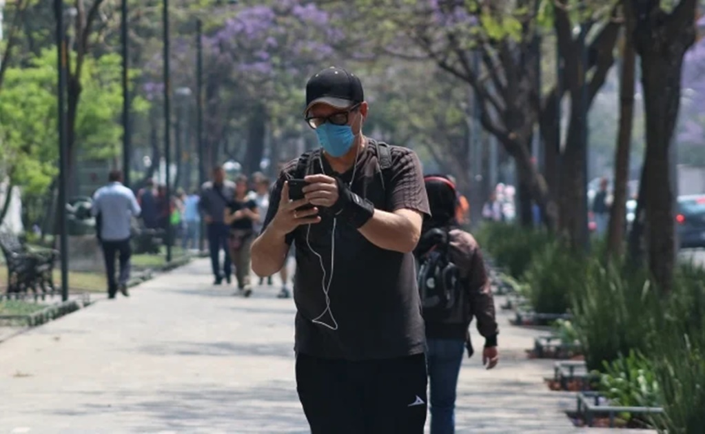 Suman 2 mil 271 muertes por Covid-19 en México; hay 24,905 casos