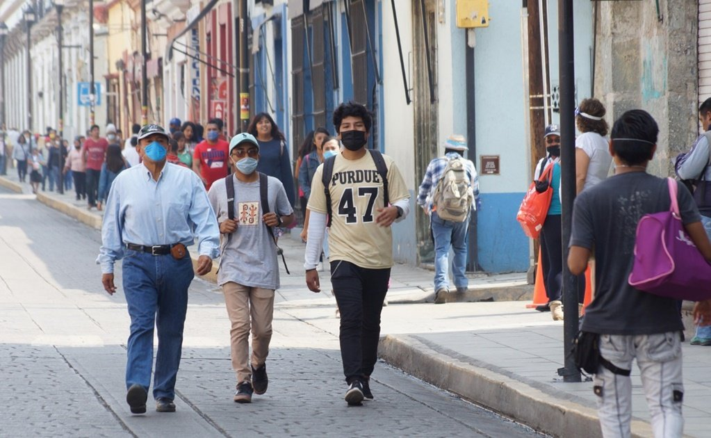 Suman 172 casos por Covid-19 en Oaxaca y 24 defunciones