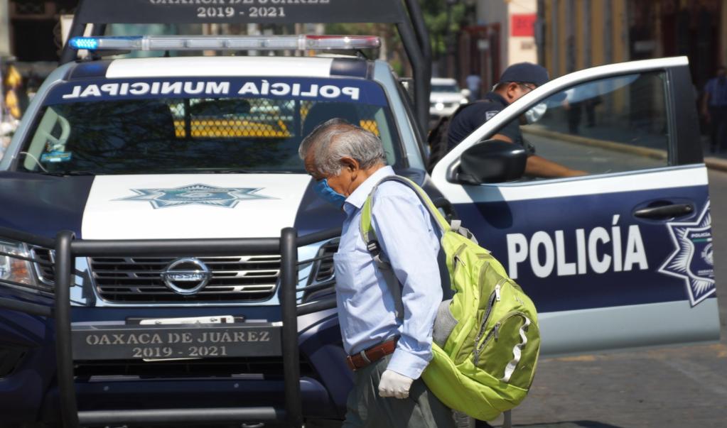 Determina juez que a ninguna persona se le puede arrestar por no usar cubrebocas