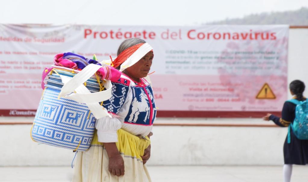 Suman casi 4 mil contagios y 459 muertes por coronavirus en regiones indígenas del país
