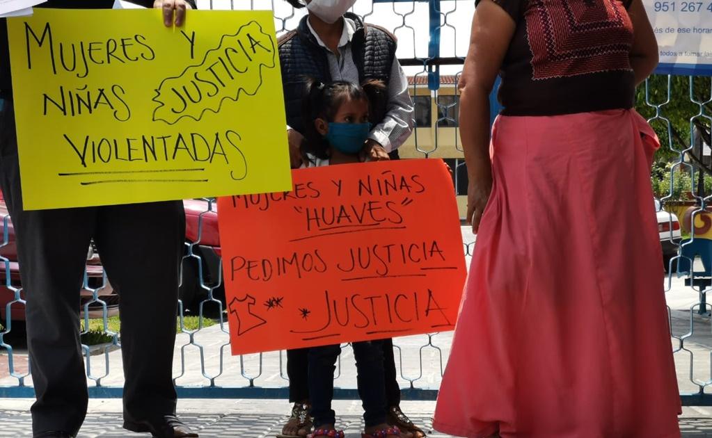 Mujeres ikoots solicitan medidas cautelares por violencia en San Mateo del Mar; acusan a agente municipal