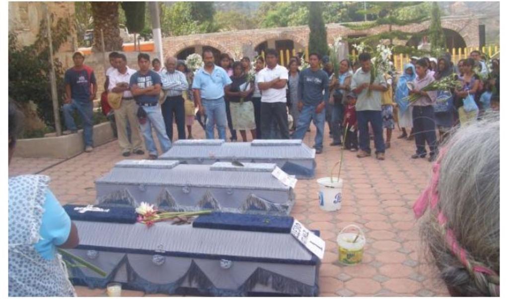 Culpable por triple asesinato en Santo Domingo Ixcatlán podría salir libre