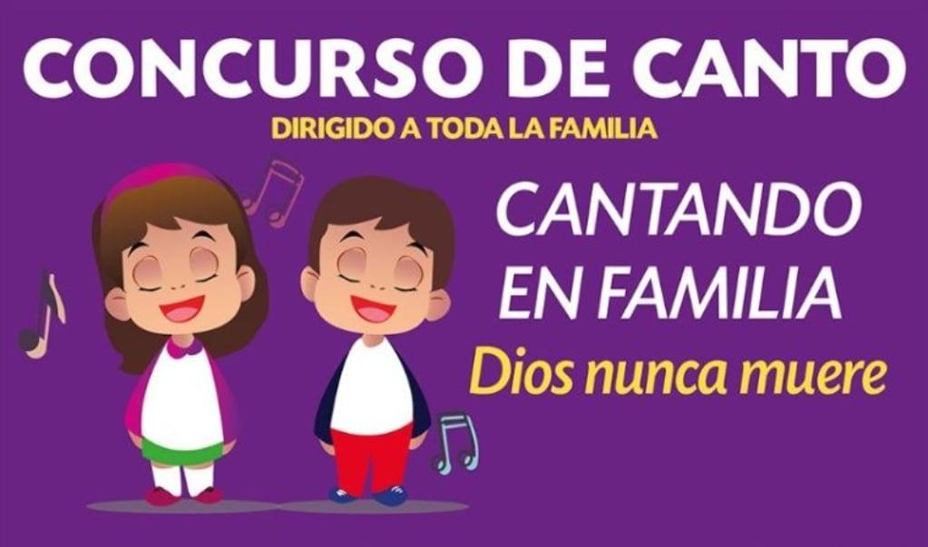 Por cuarentena, convoca DIF a cantar en familia Dios Nunca Muere