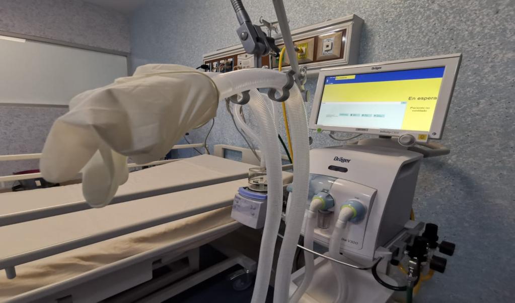 Diputada propone usar 300 mdp destinados a Servicios Personales para comprar ventiladores médicos
